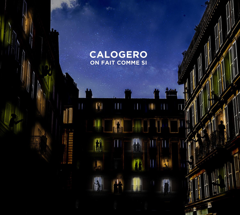 CALOGERO «ON FAIT COMME SI» EST DISPONIBLE.