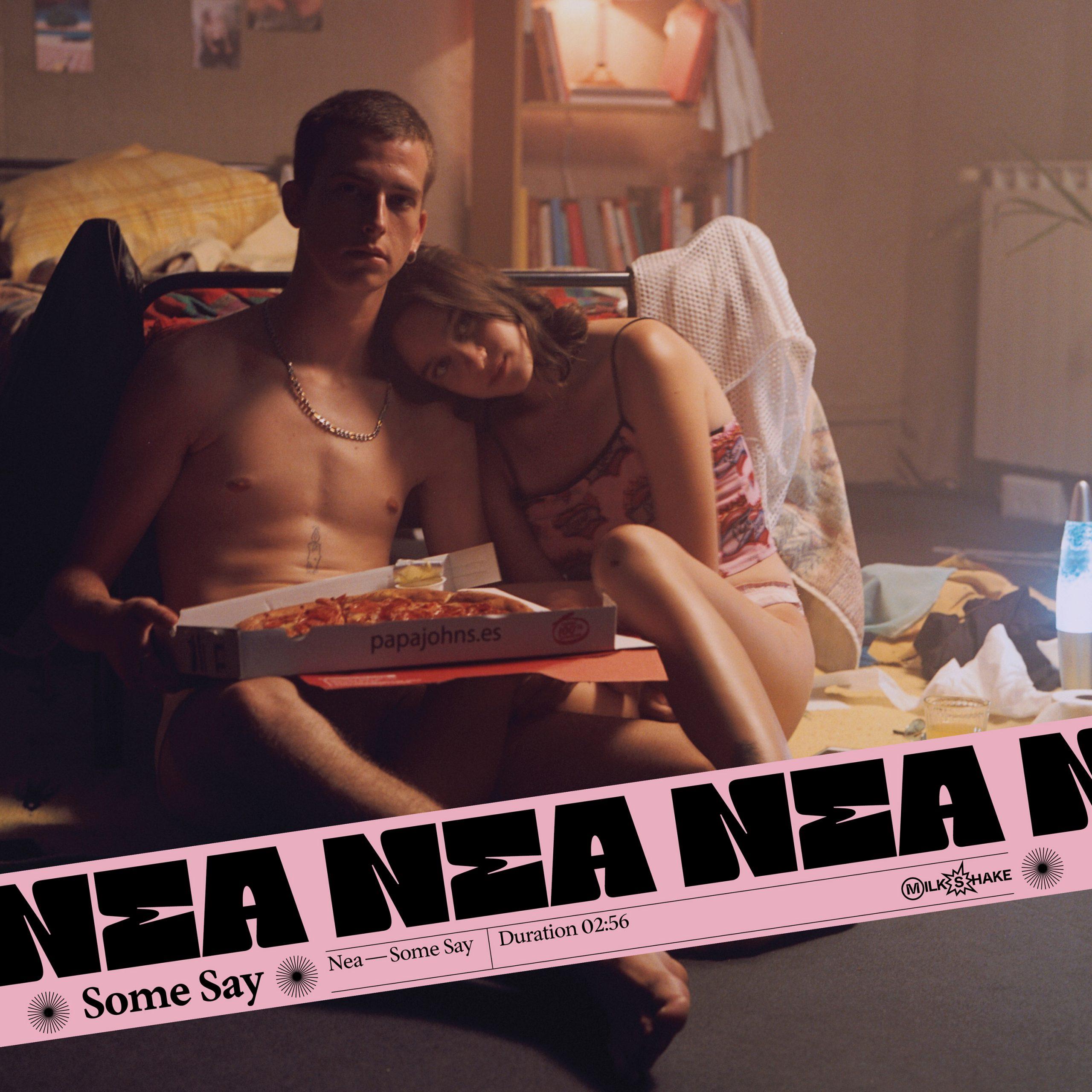NEA / SOME SAY : la talentueuse  interprète suédoise sort son  premier single et c'est notre COUP DE COEUR !