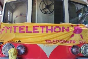 Lancement du Téléton, ce samedi 19 septembre, à Aixe sur Vienne (87).