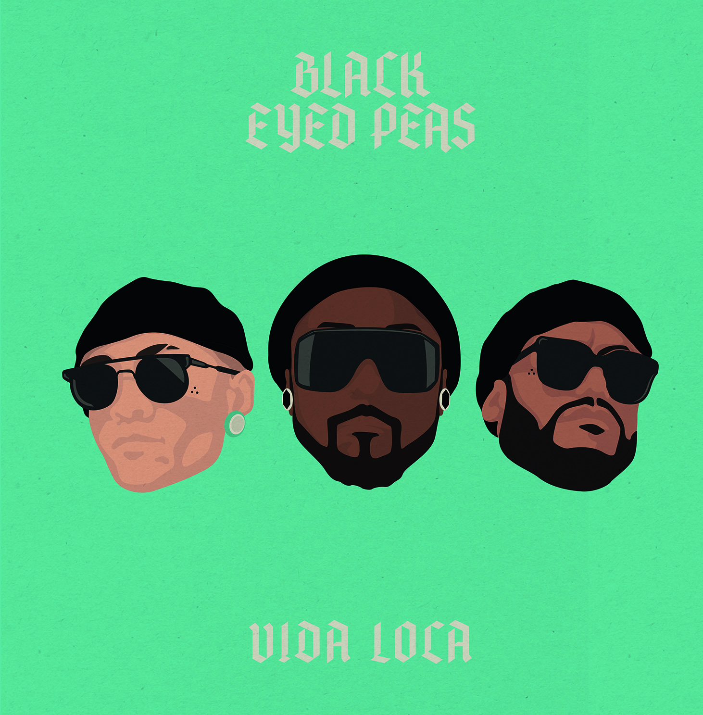 BLACK EYED PEAS – Vida Loca