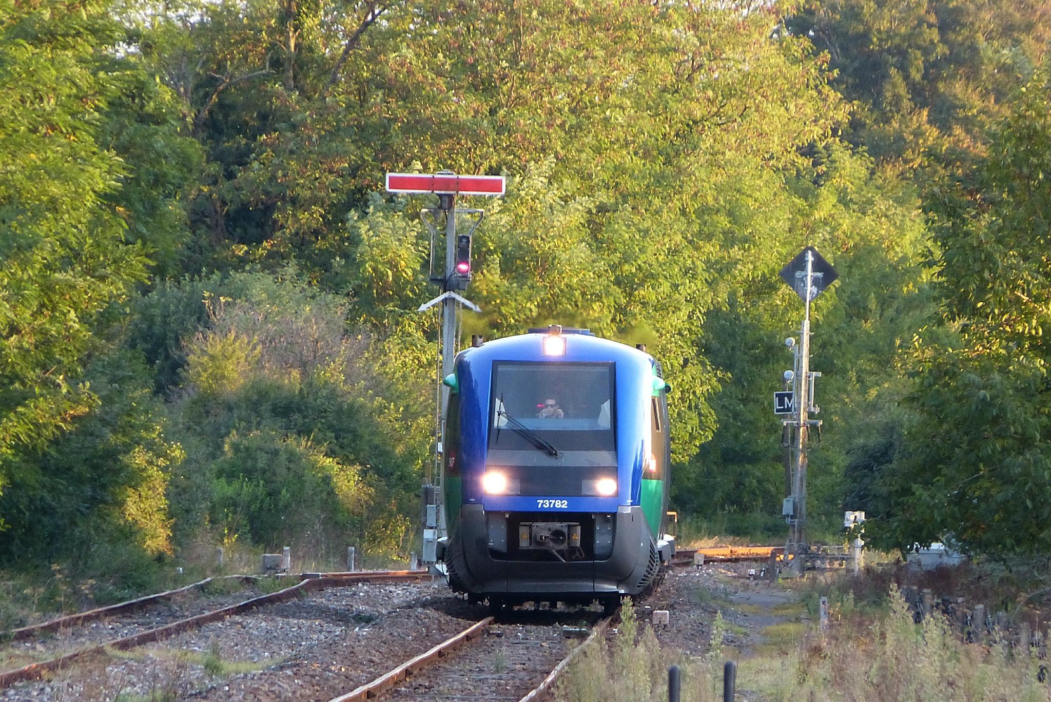 Une possible ouverture totale de la Ligne ferroviaire Limoges-Angoulême à l'horizon 2026.