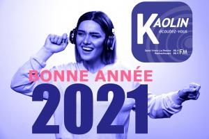 2021 : Une année avec encore plus de reportages, interviews, musique et Info.