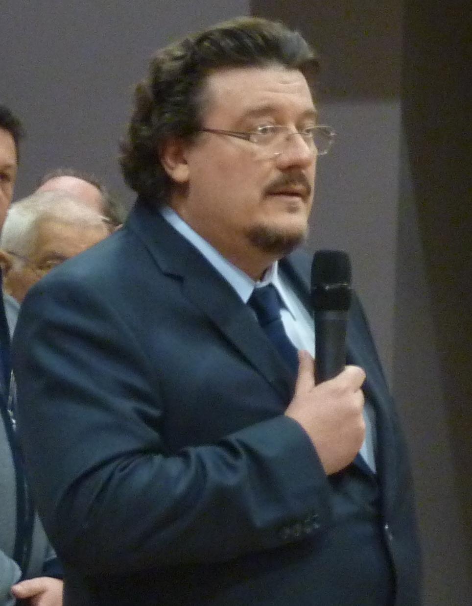 Bonjour monsieur le maire de Nexon, Fabrice Gerville Réache