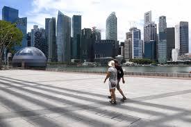 COVID  19 / NOS LIMOUSINS RACONTENT .. SINGAPOUR