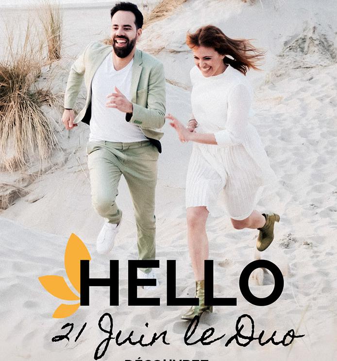 21 JUIN LE DUO – INTERVIEW
