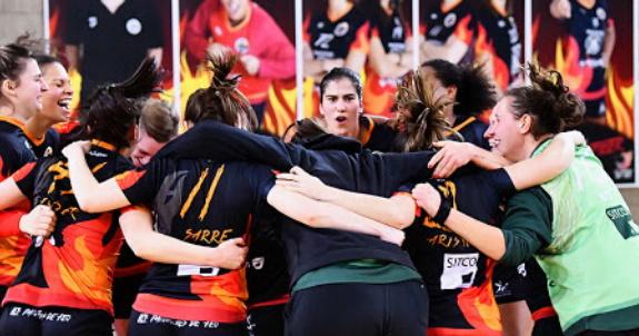 Handball : Les Panthères de feu ont faim de D2