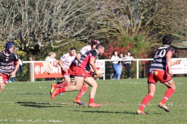 Fédérale 2 : Retour sur le pré le 13 septembre pour les rugbymen de St-Yrieix la Perche.