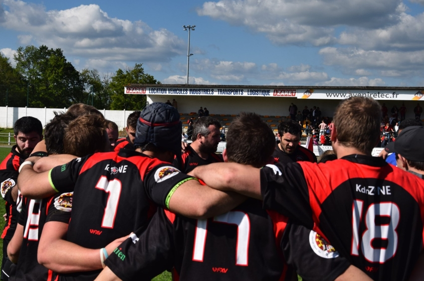 AS St-Junien Rugby : «la situation sanitaire n'aide pas»