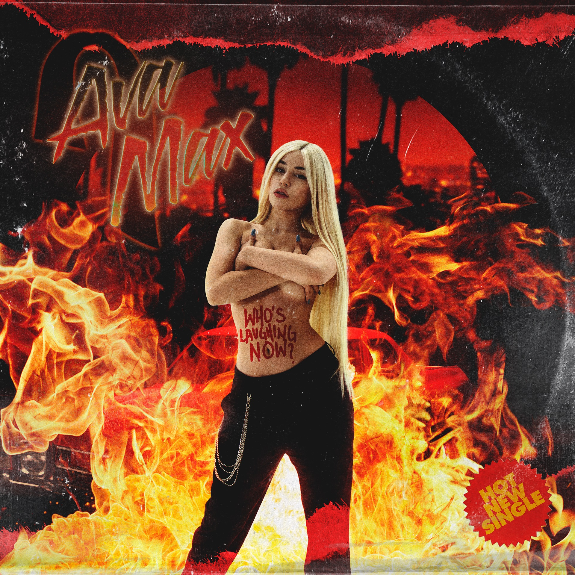 Ava Max – Who's Laughing Now