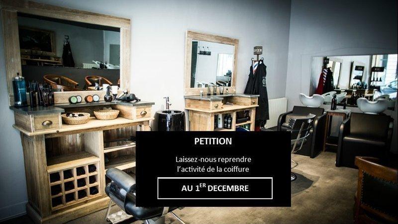 «Sauvons les coiffeurs» : la pétition de l'UNEC87