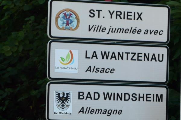 Choucroute et bières allemandes pour le Comité de Jumelage de St-Yrieix