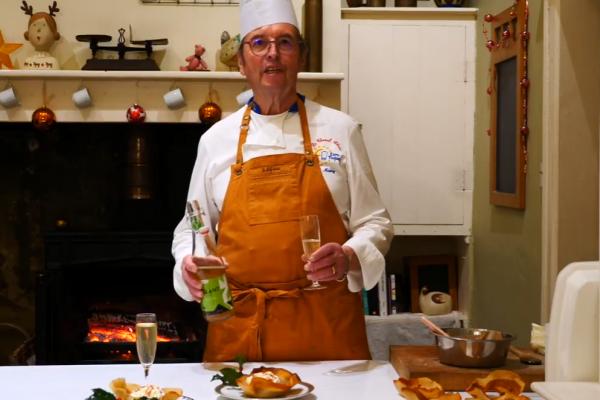 Des idées de recettes pour les fêtes avec l'Office de Tourisme du Pays de Saint-Yrieix.