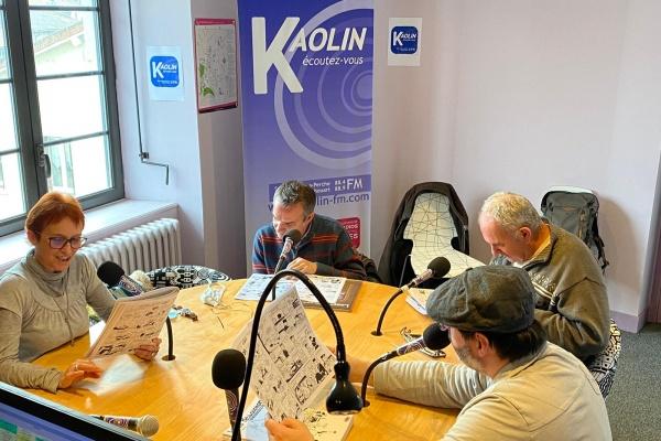 KAOLIN et LOCCASEDELIRE en co-production pour la Nuit de la Lecture, samedi