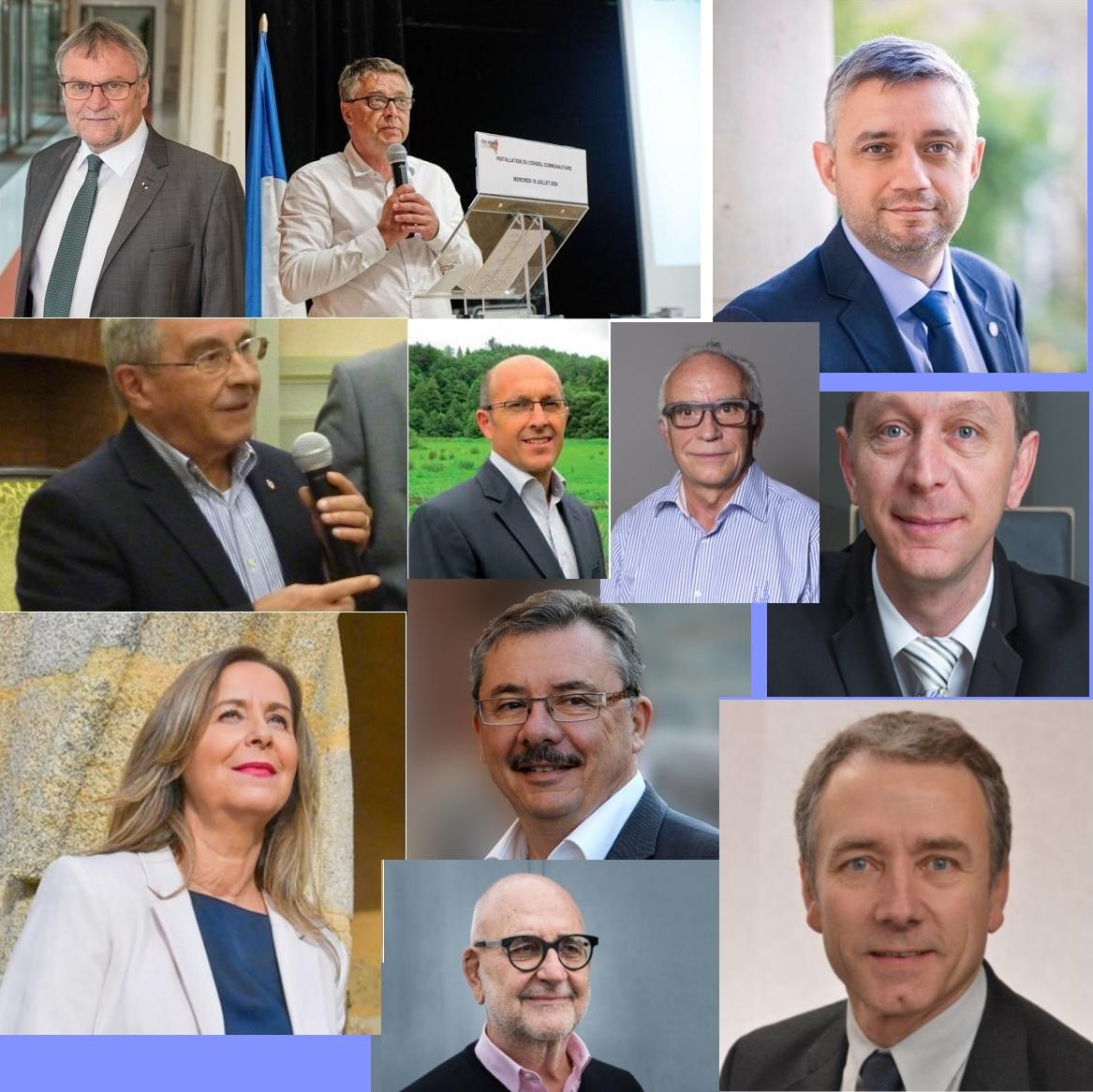 2021 : Les élus ont souhaité leurs vœux sur Kaolin