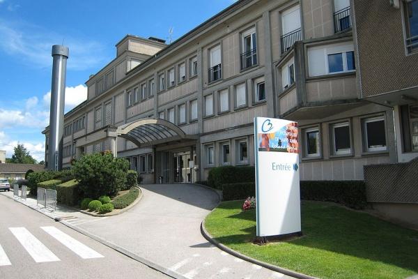 Campagne de vaccination en deux temps au Centre Hospitalier de Saint-Junien, en Haute-Vienne.