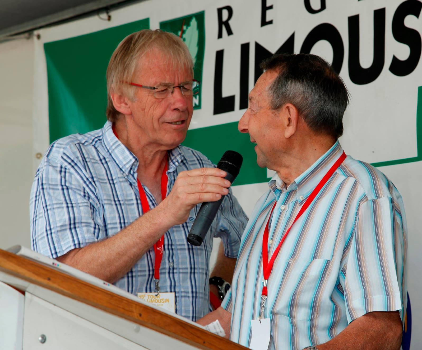 Quintuple champion du monde de cyclo-cross, le limousin André Dufraisse est mort à 94 ans.