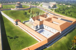 Cassinomagus : un lieu de culte parmi les plus vastes de la Gaule romaine