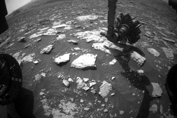 De Rochechouart à Mars… il y une roche, la «brèche»