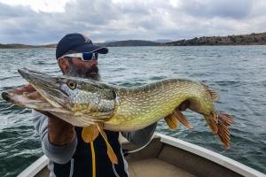 Bonne nouvelle pour tous les passionnés de pêche …avec l'ouverture ce samedi de la pêche aux carnassiers…reportage !