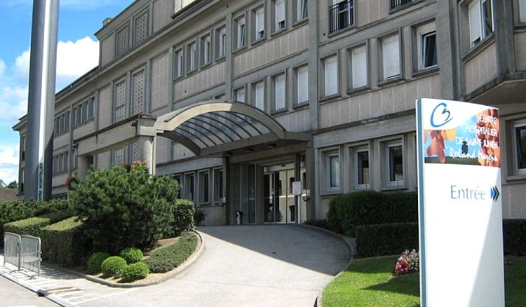 Saint-Junien : Une manifestation pour plus de moyens à l'Hôpital.