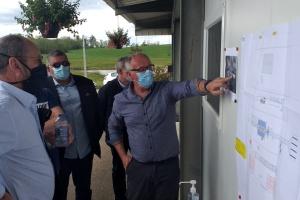 France Relance : L'eurl La Meuzacoise (87) va moderniser ses activités