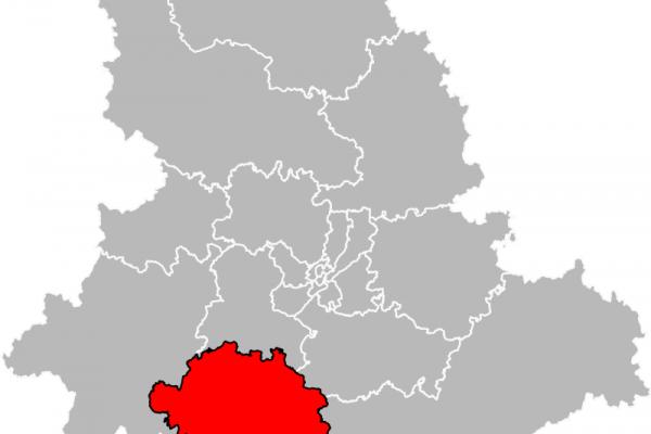 Canton de Saint-Yrieix la Perche (87) : Sylvie VALLADE et Gilles TREBIER (Sans étiquette)