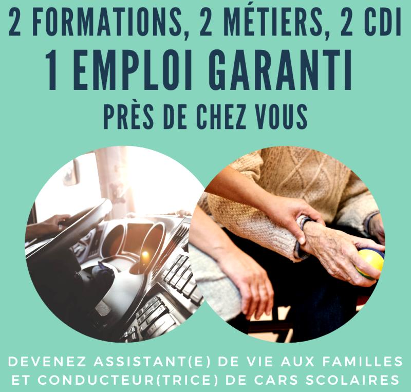 Saint-Junien : Un projet bi-emploi pour un emploi durable