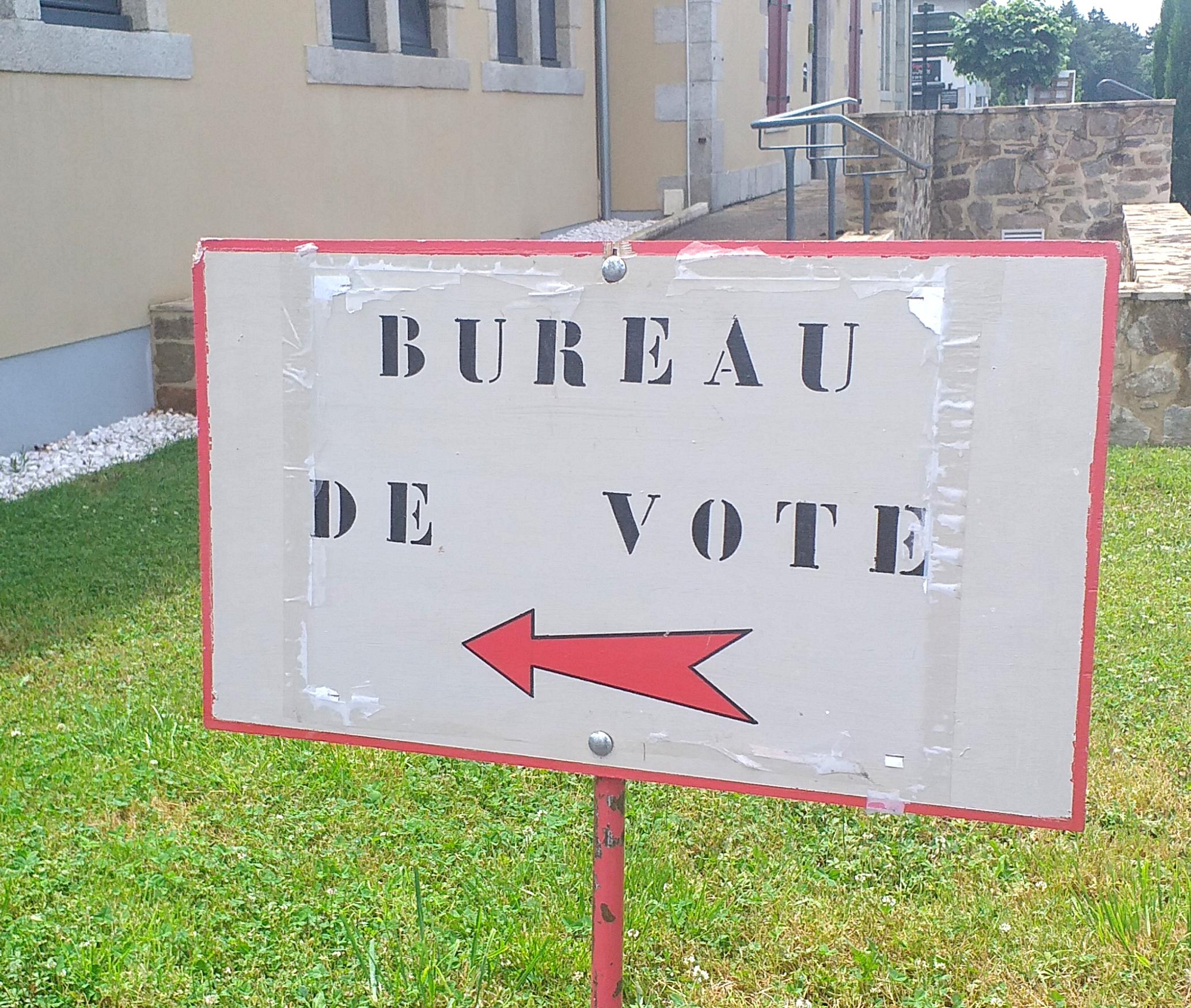 Départementales : mobiliser les abstentionnistes, principal enjeu du second tour.