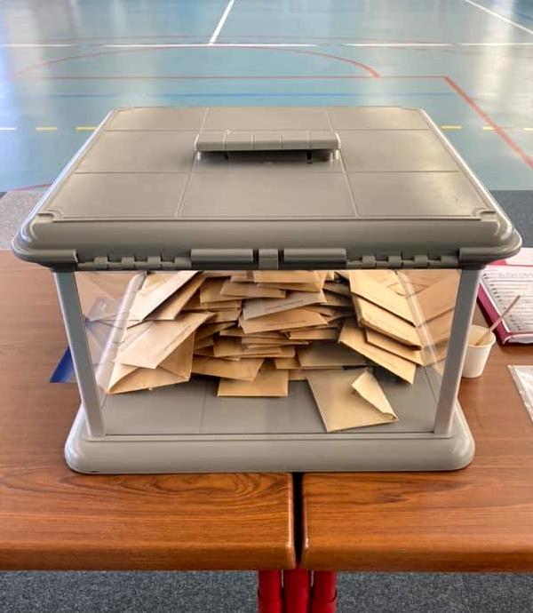 Départementales 2021: Retrouvez les résultats du 1er tour des élections sur votre canton: