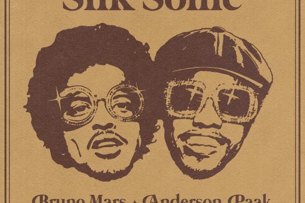 SILK SONIC (BRUNO MARS X ANDERSON.PAAK – Leave The Door Open