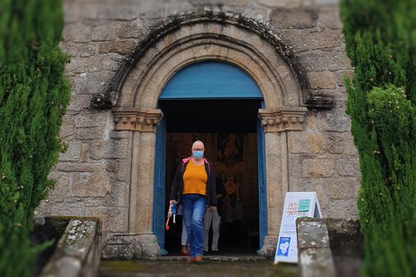 Saint-Junien : découvrez la Chapelle des Pénitents bleus