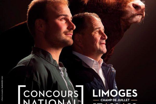 Le concours national de la race bovine limousine fait son retour à Limoges du 17 au 19 septembre
